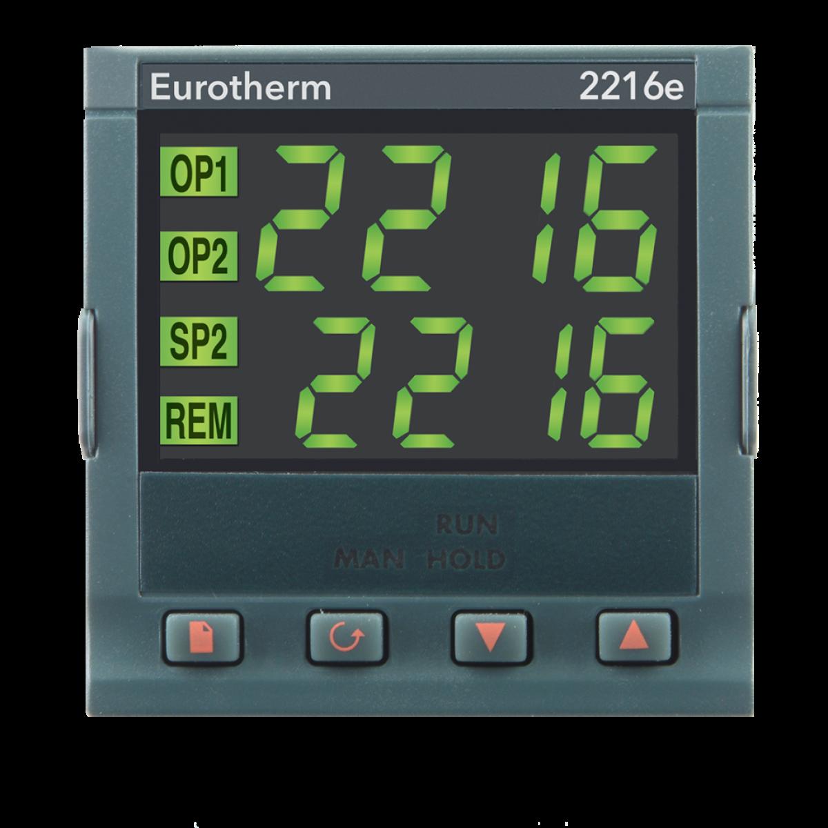 Eurotherm 2116 Temperature Controller 1 16 Din Eurotherm
