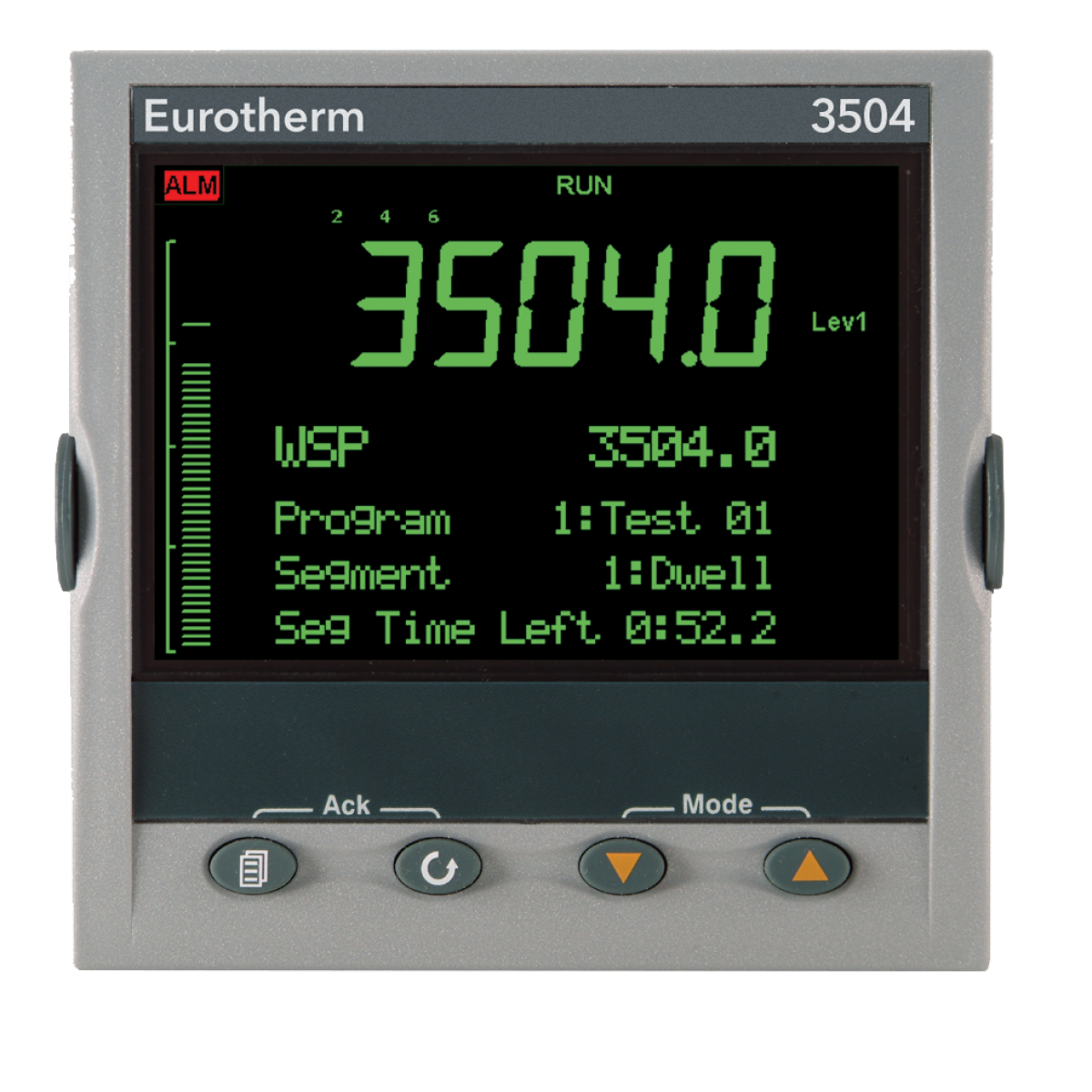 Eurotherm 3504 Advanced Temperature Controller/Programmer #499239